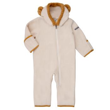 Oblačila Otroci Kombinezoni Columbia TINY BEAR Bela