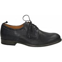 Čevlji  Moški Čevlji Derby Antica Cuoieria OYSTER STAMPATO abisso