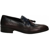Čevlji  Moški Mokasini Edward's LATINO SACCHETTO BAROLO testa-di-moro