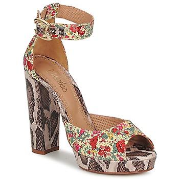 Čevlji  Ženske Sandali & Odprti čevlji Maloles PIRIPI Večbarvna