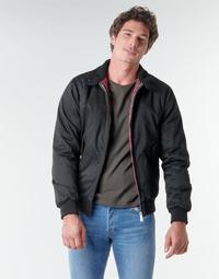 Oblačila Moški Jakne Harrington SINATRA Črna