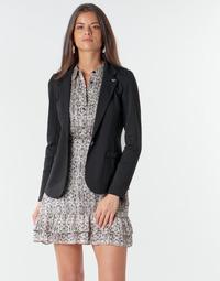 Oblačila Ženske Jakne & Blazerji Les Petites Bombes ANNE Črna