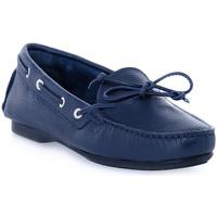 Čevlji  Ženske Mokasini Frau BRIO BLU Blu
