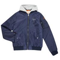 Oblačila Dečki Jakne Redskins JKAIL Modra