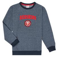 Oblačila Dečki Puloverji Redskins SW-H20-04-NAVY Modra