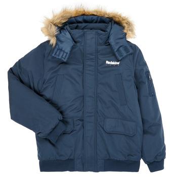 Oblačila Dečki Jakne Redskins JKT-480400 Modra