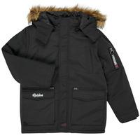 Oblačila Dečki Parke Redskins REF-48105 Črna
