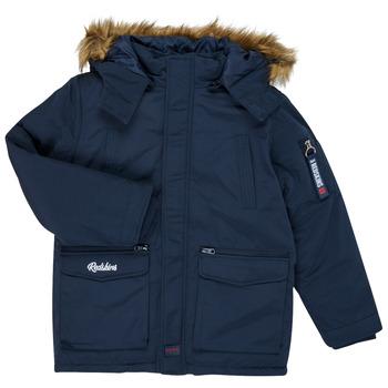 Oblačila Dečki Parke Redskins REF-48105 Modra