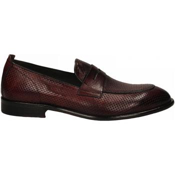 Čevlji  Moški Mokasini Exton SOFT vinaccio