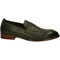 Čevlji  Moški Mokasini Exton SOFT verde