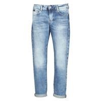 Oblačila Ženske Jeans boyfriend G-Star Raw KATE BOYFRIEND WMN Modra