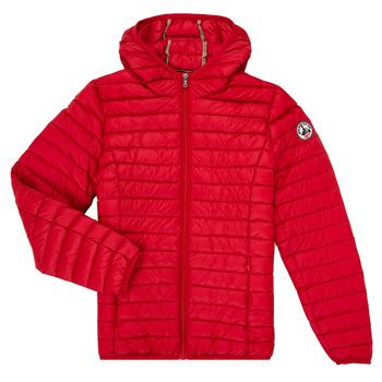 Oblačila Dečki Puhovke JOTT HUGO Rdeča