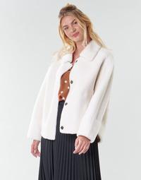 Oblačila Ženske Jakne Oakwood HELEN Krem