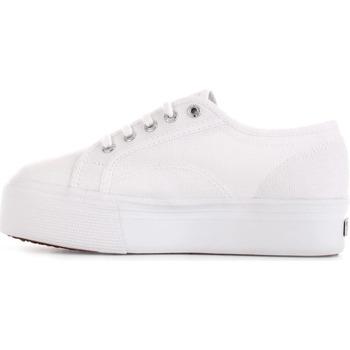 Čevlji  Ženske Nizke superge Superga S11181W Bianco/multicolor