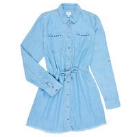 Oblačila Deklice Kratke obleke Pepe jeans ZOEY Modra