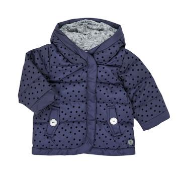 Oblačila Deklice Puhovke Absorba 9R42022-04-B Modra