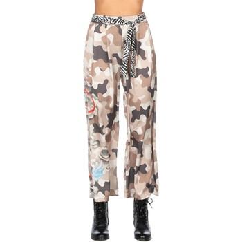 Oblačila Ženske Lahkotne hlače & Harem hlače Relish SEDRE Camouflage