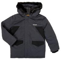 Oblačila Dečki Parke Timberland T26525 Siva