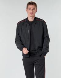 Oblačila Moški Jakne HUGO BRUCE2031 Črna