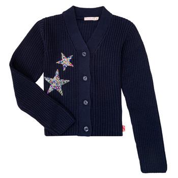 Oblačila Deklice Telovniki & Jope Billieblush / Billybandit U15758 Modra
