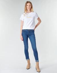 Oblačila Ženske Jeans skinny Levi's 711 SKINNY Bogota / Life