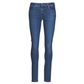 Oblačila Ženske Jeans skinny Levi's 711 SKINNY Life