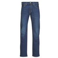 Oblačila Moški Jeans straight Levi's 501 Levi's ORIGINAL FIT Block / Crusher