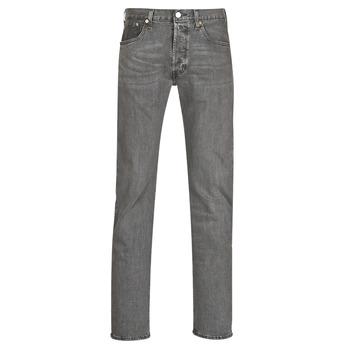 Oblačila Moški Jeans straight Levi's 501 Levi's ORIGINAL FIT Siva