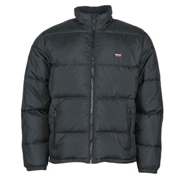 Oblačila Moški Puhovke Levi's FILLMORE SHORT JACKET Jet / Črna