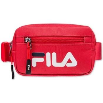 Torbice Torbice za okrog pasu Fila Sporty Belt Bag Rdeča