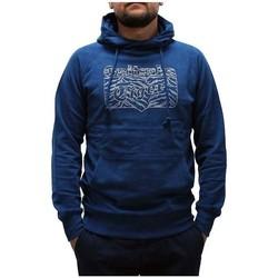 Oblačila Moški Puloverji Asics Onitsuka Tiger Modra