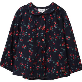 Oblačila Deklice Topi & Bluze Carrément Beau Y95234 Modra