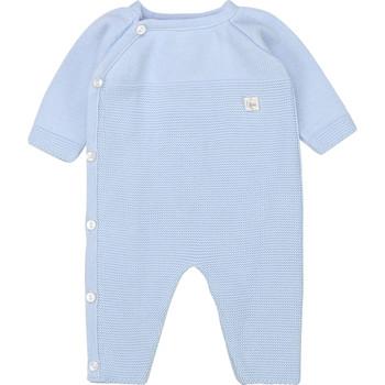 Oblačila Dečki Kombinezoni Carrément Beau Y94185 Modra