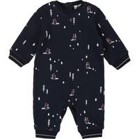 Oblačila Dečki Kombinezoni Carrément Beau Y94187 Modra