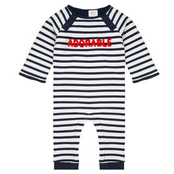 Oblačila Dečki Kombinezoni Carrément Beau Y94188 Večbarvna