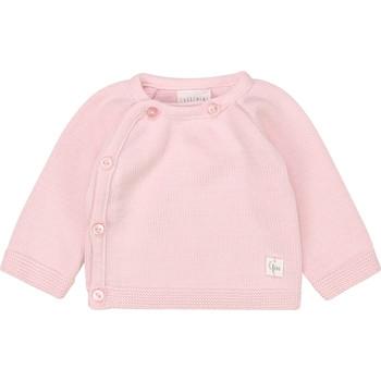 Oblačila Deklice Majice z dolgimi rokavi Carrément Beau Y95228 Rožnata