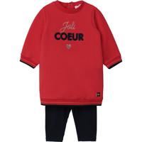 Oblačila Deklice Otroški kompleti Carrément Beau Y98082 Večbarvna