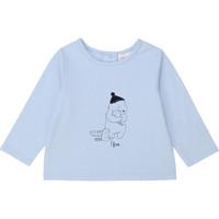 Oblačila Dečki Majice z dolgimi rokavi Carrément Beau Y95249 Modra
