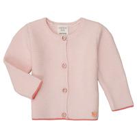 Oblačila Deklice Telovniki & Jope Carrément Beau Y95225 Rožnata