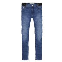 Oblačila Deklice Jeans skinny Calvin Klein Jeans IG0IG00639-1A4 Modra