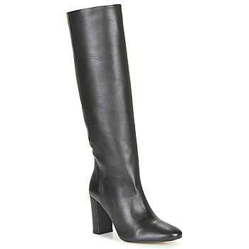 Čevlji  Ženske Mestni škornji    Jonak Calime Črna