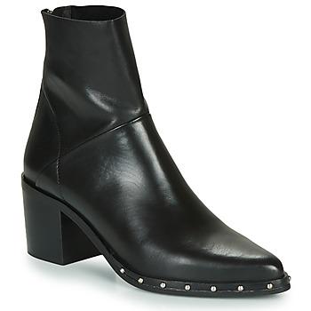 Čevlji  Ženske Gležnjarji Jonak DACCA Črna