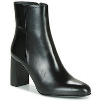 Čevlji  Ženske Gležnjarji Jonak Debani Črna