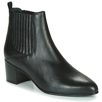 Čevlji  Ženske Gležnjarji Jonak DEBINA Črna