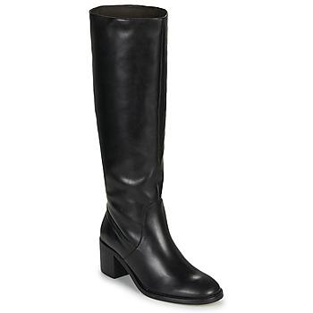 Čevlji  Ženske Mestni škornji    Jonak MAMELI Črna