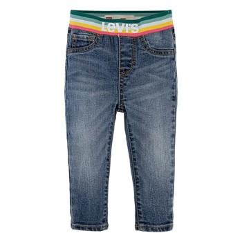 Oblačila Deklice Jeans skinny Levi's PULLON RAINBOW SKINNY JEAN Napoleon