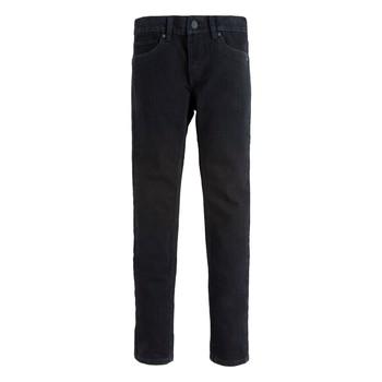 Oblačila Dečki Jeans skinny Levi's 510 SKINNY FIT JEAN Črna