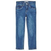 Oblačila Dečki Jeans skinny Levi's 510 SKINNY FIT COZY JEAN Aerosmith