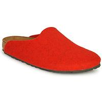 Čevlji  Ženske Cokli Birkenstock AMSTERDAM Rdeča