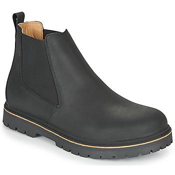 Čevlji  Moški Polškornji Birkenstock STALON Črna